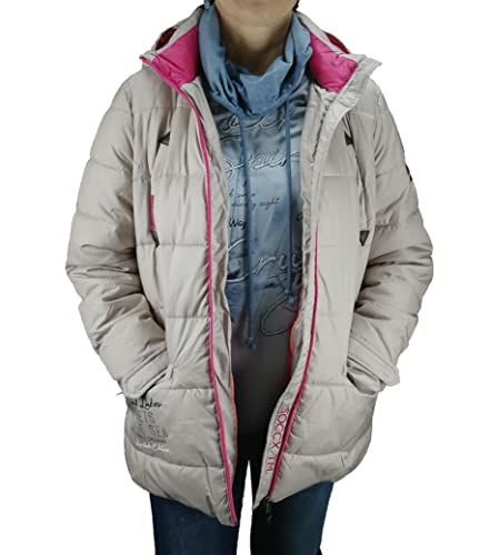 SOCCX - Chaqueta - chaqueta guateada - para mujer
