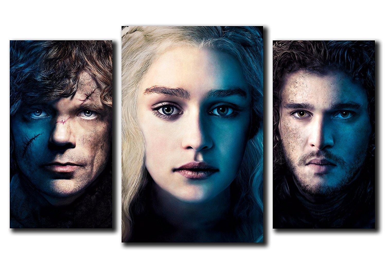 Game of Thrones Modular Canvas Print