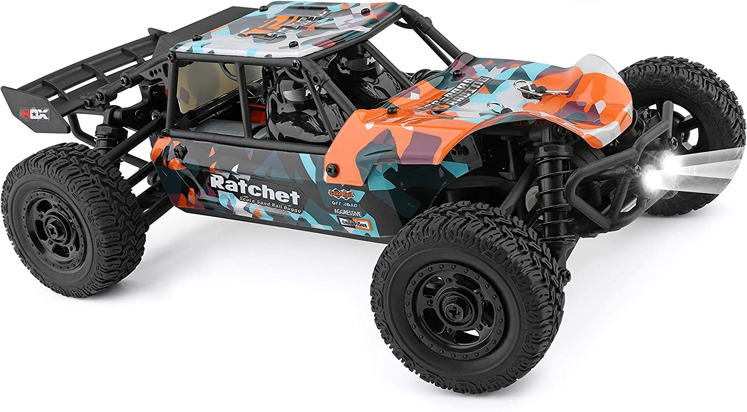 Amazon Com Haiboxing Rc Cars 1 18 Scale 4wd Off Road Buggy 36 Km H High Speed 18856 2 4 Ghz All Terrain Waterproof Radio Controlled Trucks Hobby Grade Rtr Electric Remote Controlled Car For Kids And Adults Toys