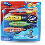 Swimming Pool Diving Toys Pool supplies for adults and kids