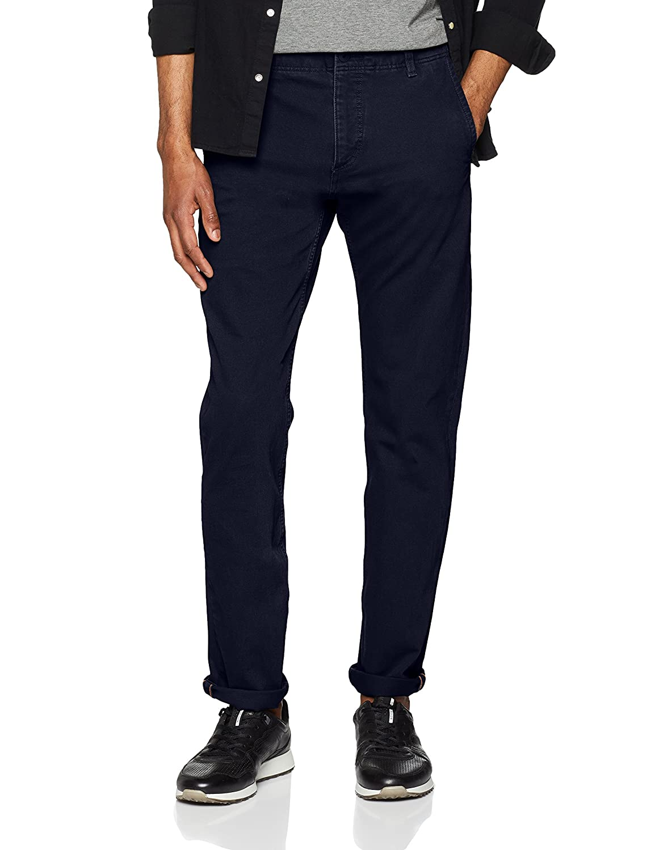 TALLA 34W / 32L. Dockers Alpha Khaki 360 - Pantalones Hombre