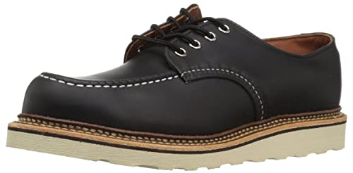 Red Wing Moc Toe Oxford 8106 Black