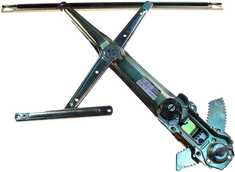 Dorman 740-448 Front Driver Side Replacement Manual Window Regulator for Honda Civic