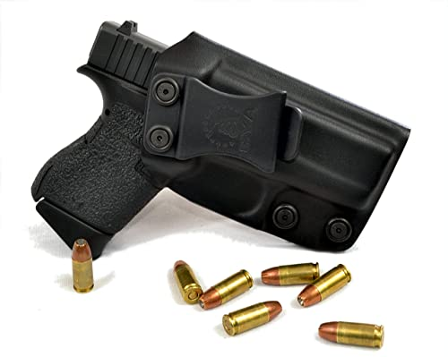 CYA Supply Co. IWB Holster Fits: Glock 43 Veteran Owned Company