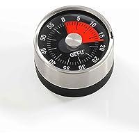 GEFU GEF-12300A Magnetic Timer, Black