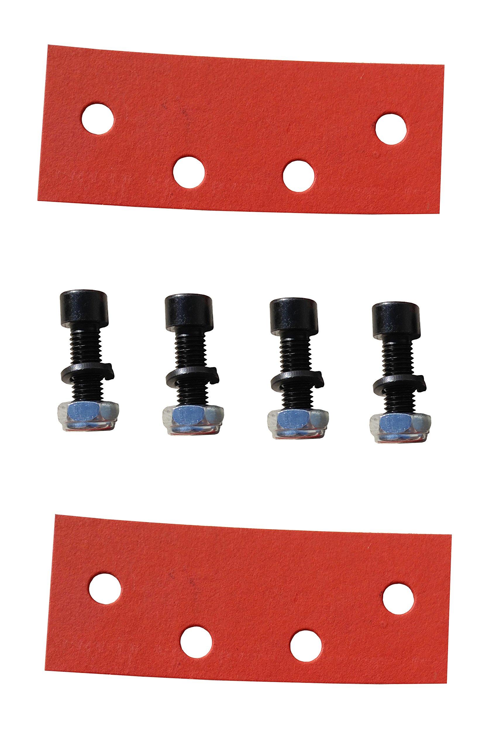Repair kit for 6-in Wide Tile & THINSET REMOVAL BIT, Floor Scraper
