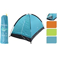 Elyte Retail 2 Person Man Berth Dome Tent Comes In A Handy Storage Bag - Comes in 3 Colours 1 Picked At Random