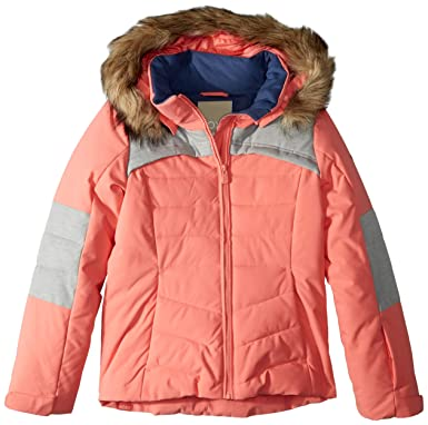 42a3741c39a9 Amazon.com  Roxy Little Bamba Girl Snow Jacket  Clothing