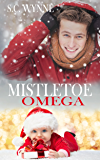 Mistletoe Omega: Christmas Mpreg Romance