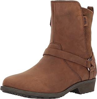 Amazon.com   Teva Women s De La Vina Boot   Ankle   Bootie 3708ac579d