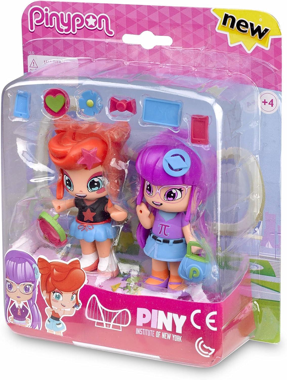 Amazon.es: Pinypon by PINY - Pack Compañeras de Clase: Michelle ...