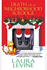 Death of a Neighborhood Scrooge (A Jaine Austen Mystery Book 16) Kindle Edition