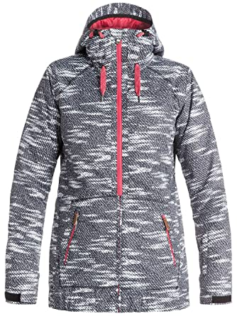 Roxy Valley Hood JK J Chaqueta para Esquiar: Roxy: Amazon.es ...