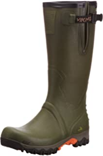 Slagbjorn III, Unisex Adults Rubber Boots Viking