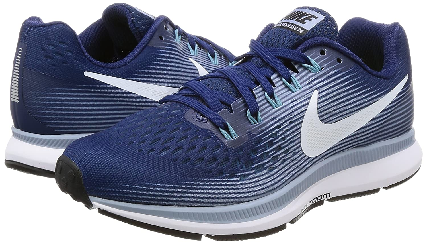 d35116ecf8af9 Nike Women s Air Zoom Pegasus 34 Running Shoes