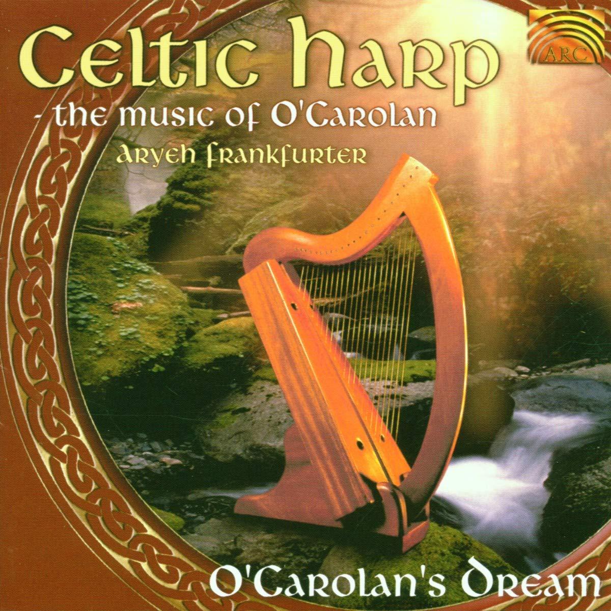 famous Celtic Harp: The O'Carolan of Music Max 53% OFF