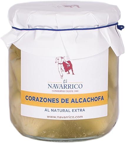 EL NAVARRICO - Alcachofas 325 gr - pack de 3: Amazon.es ...