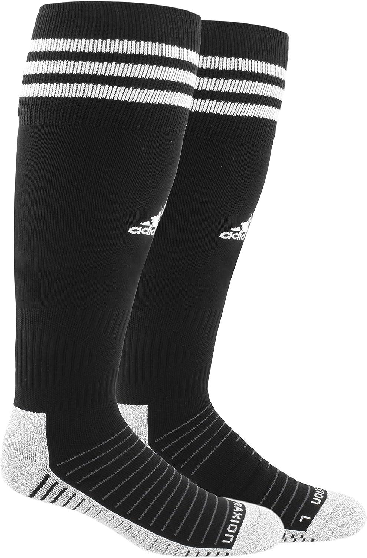 adidas Unisex Adult Copa Zone Cushion IV Soccer Socks (1-Pack): Clothing