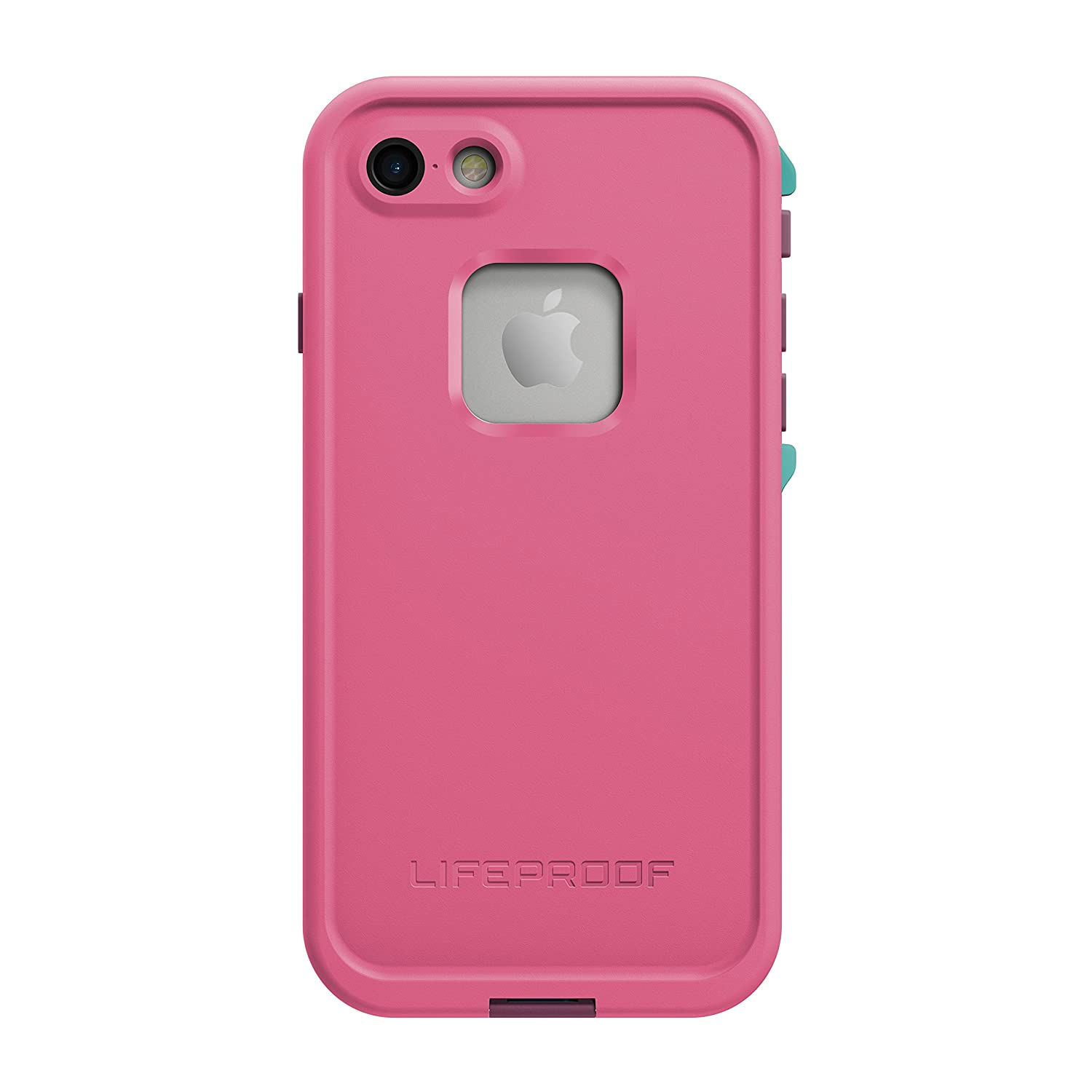 factory price 6ccc9 d97e0 Lifeproof FRE SERIES Waterproof Case for iPhone 7 (ONLY) - Retail Packaging  - TWILIGHTS EDGE (GRAPE RIOT/PLUM HAZE/LIGHT TEAL BLUE)