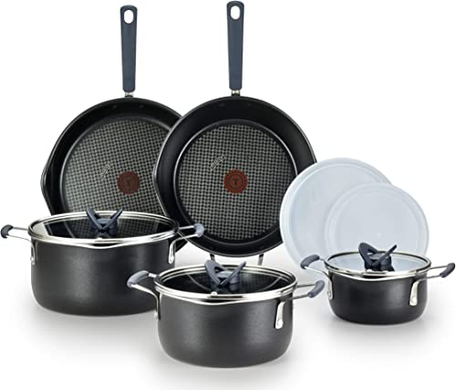 T-fal All-in-One Dishwasher Safe Cookware Set