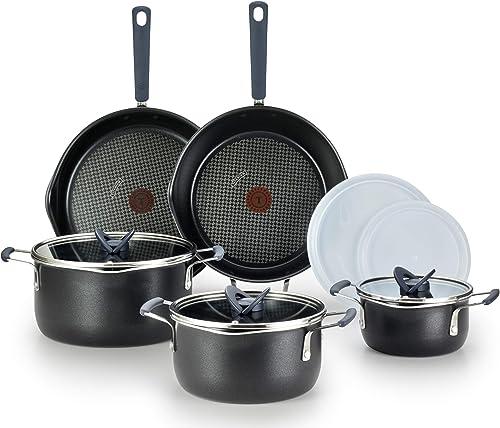 T-fal B210SA Cookware Set