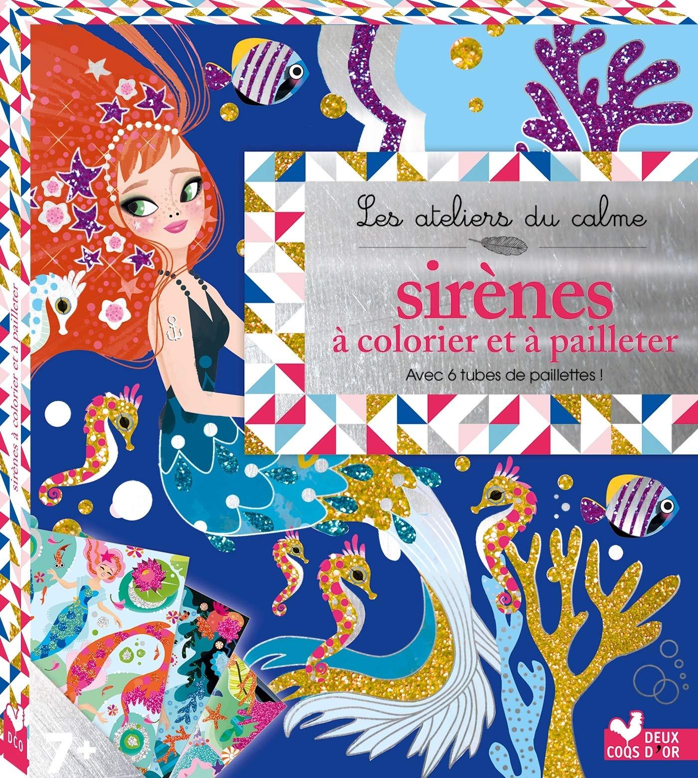 Saicowordist Lot de 8 feuilles de paillettes multicolores imitation feuille dor pour d/écoration dongles