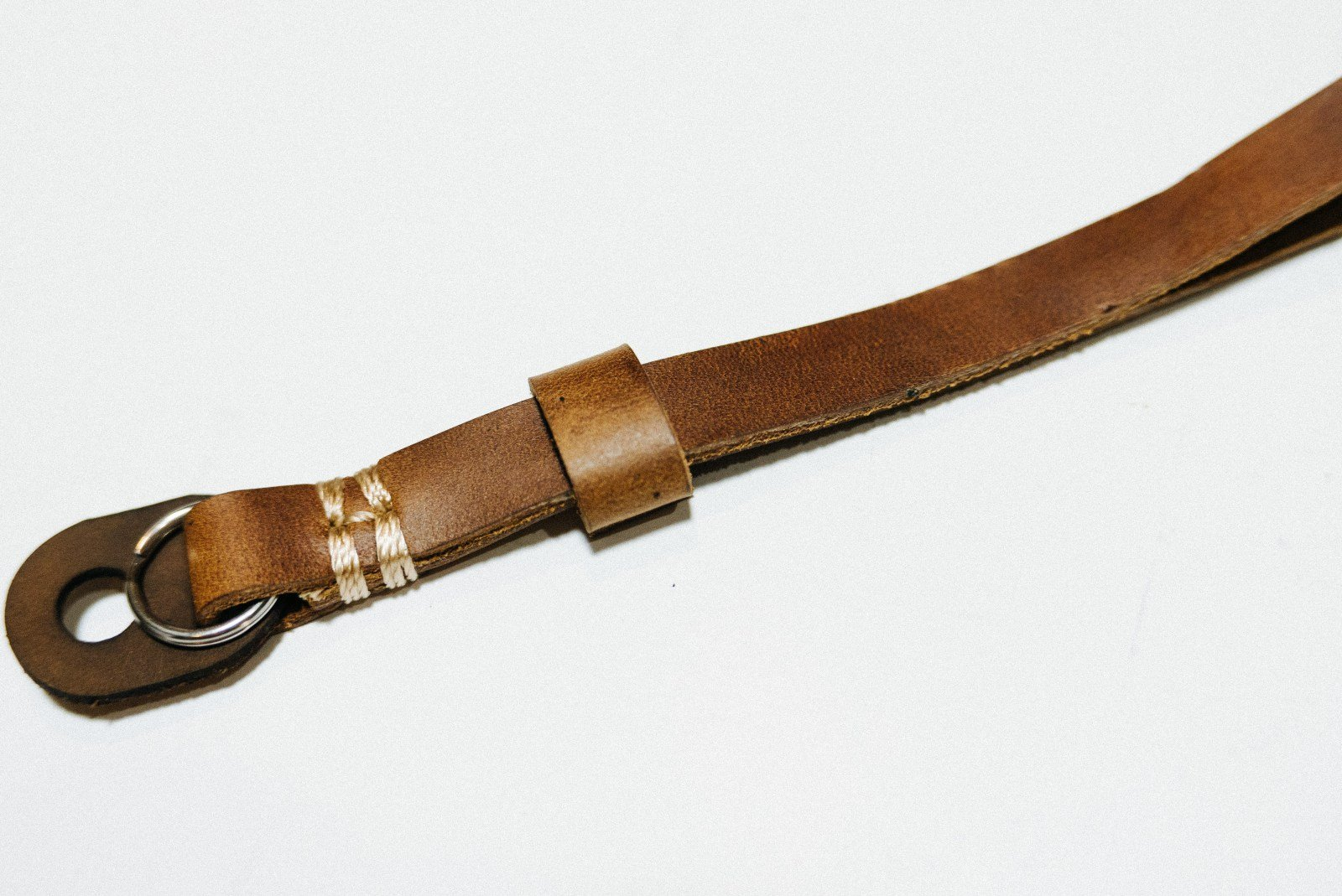 Henri by Eric Kim Handmade Premium Leather Camera Wrist Strap by Eric Kim Photography (Image #1)
