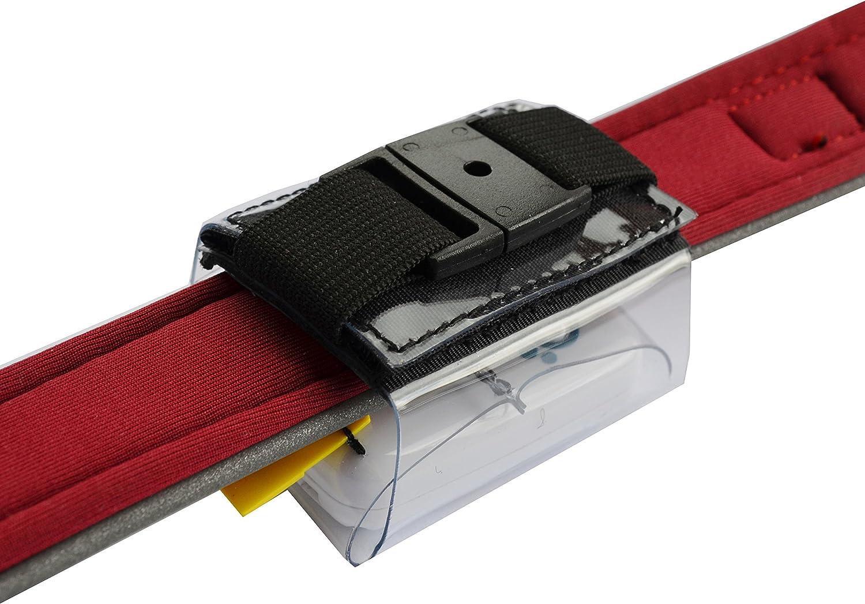 Rastreador Bolsa Tracker GPS Perro 51x41x15mm para Collar Perro