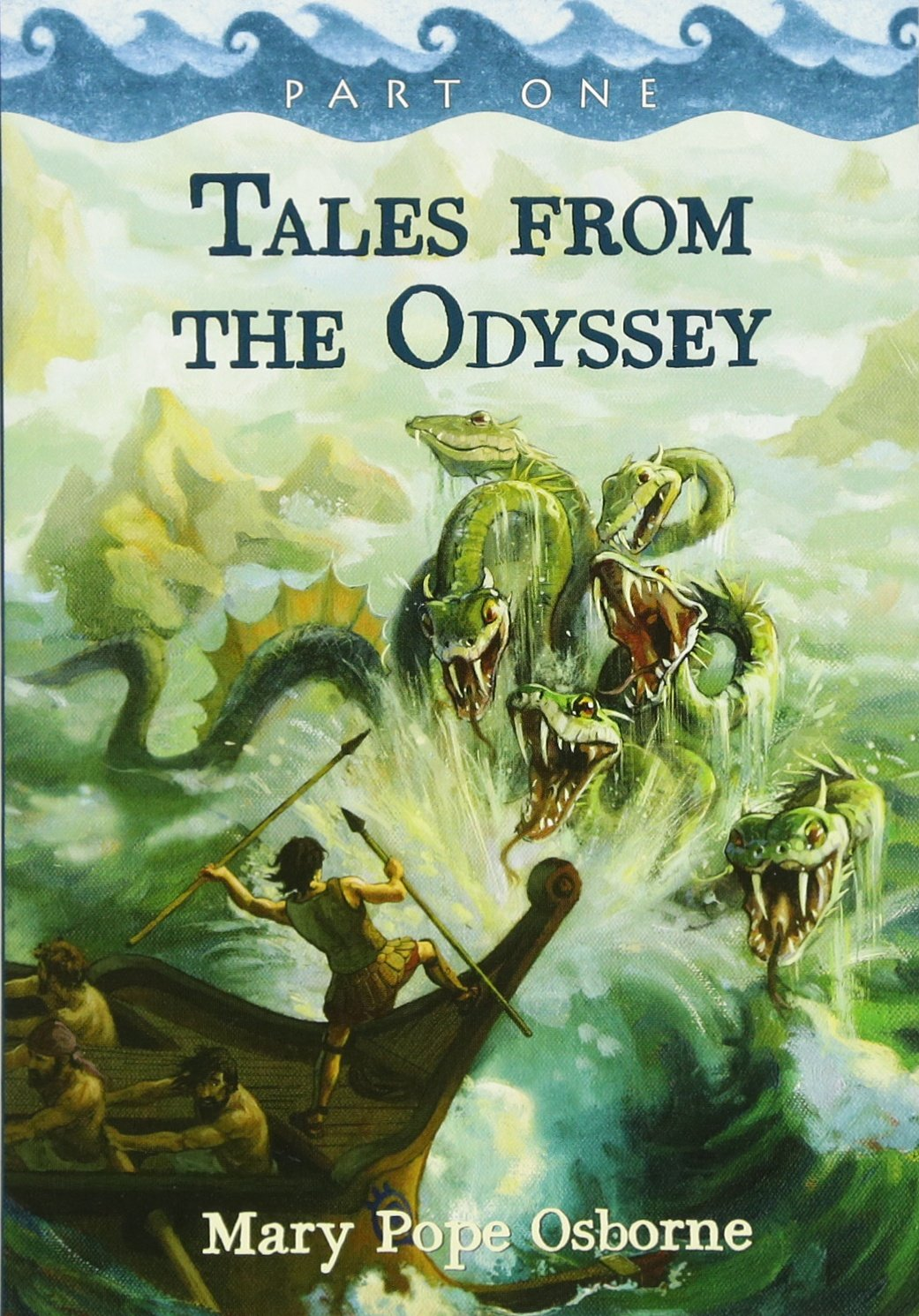Tales From The Odyssey Part 1 Mary Pope Osborne