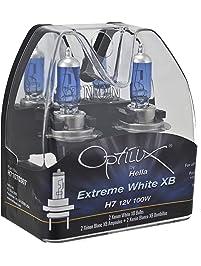 Optilux H71070307 XB Series H7 12V/100W Xenon White Halogen Bulb Set
