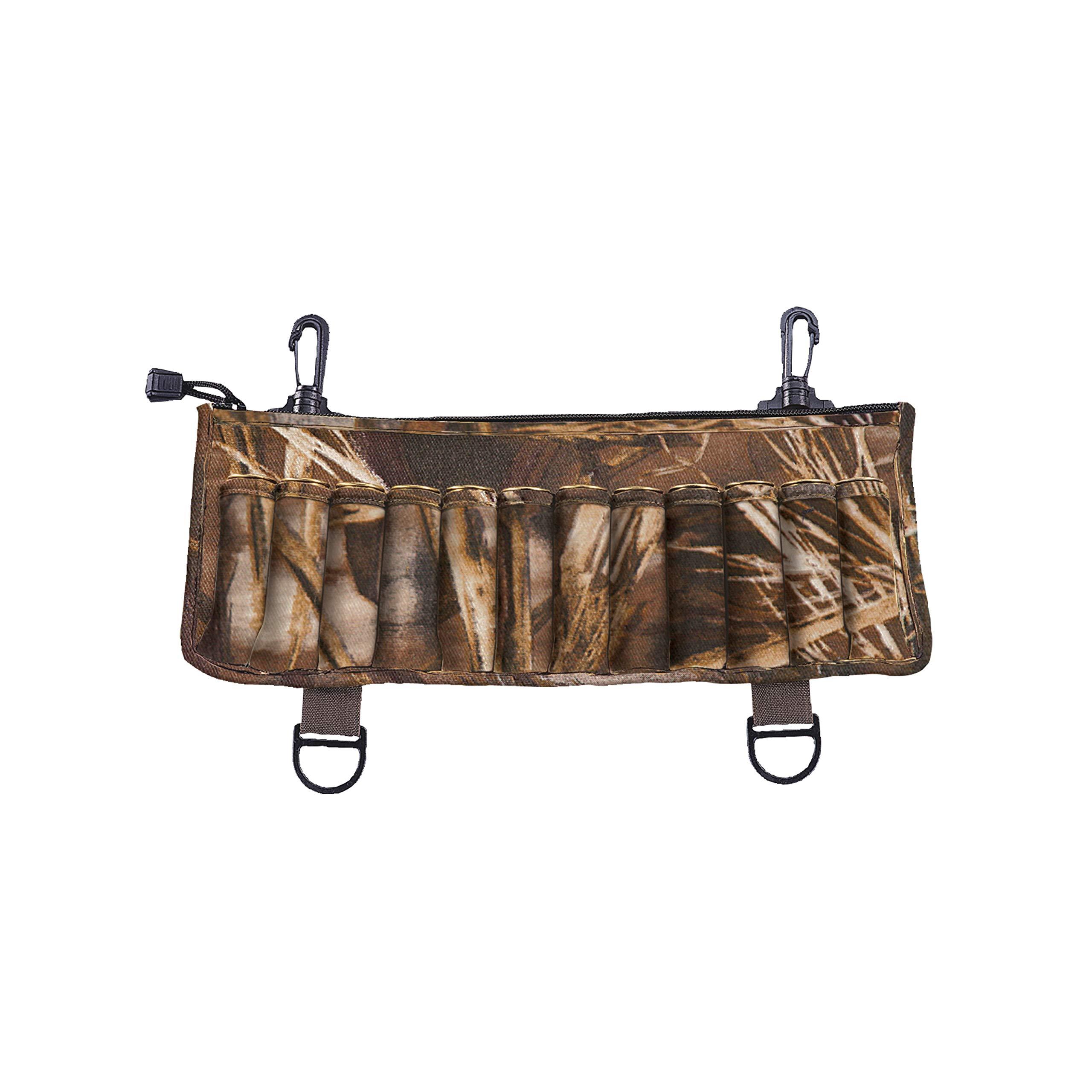 Allen Neoprene Clip-On 24 Shotshell Holder, Realtree MAX-5 Camo by Allen Company