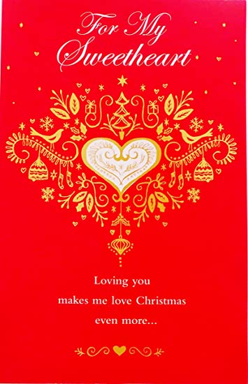 Merry Christmas My Love.Amazon Com For My Sweetheart Loving You Makes Me Love
