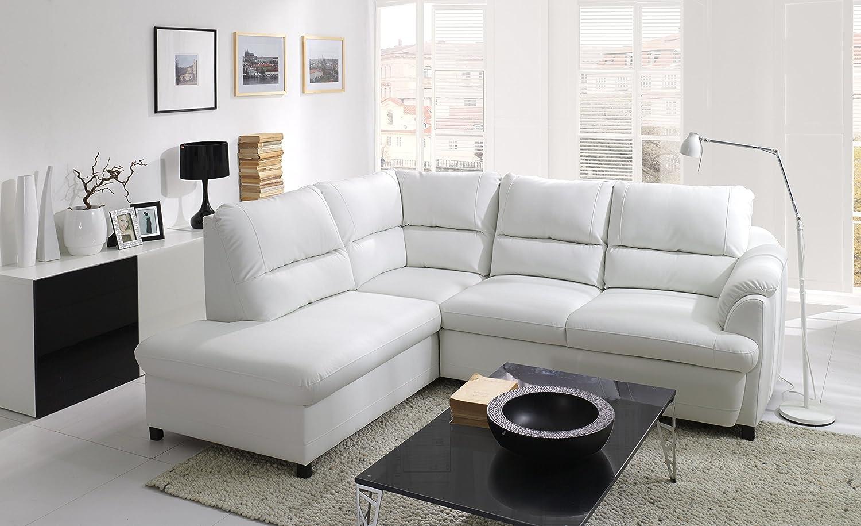 Ecksofa Gusto Wohnlandschaft mit Bettfunktion Eckcouch Sofa Couch ...