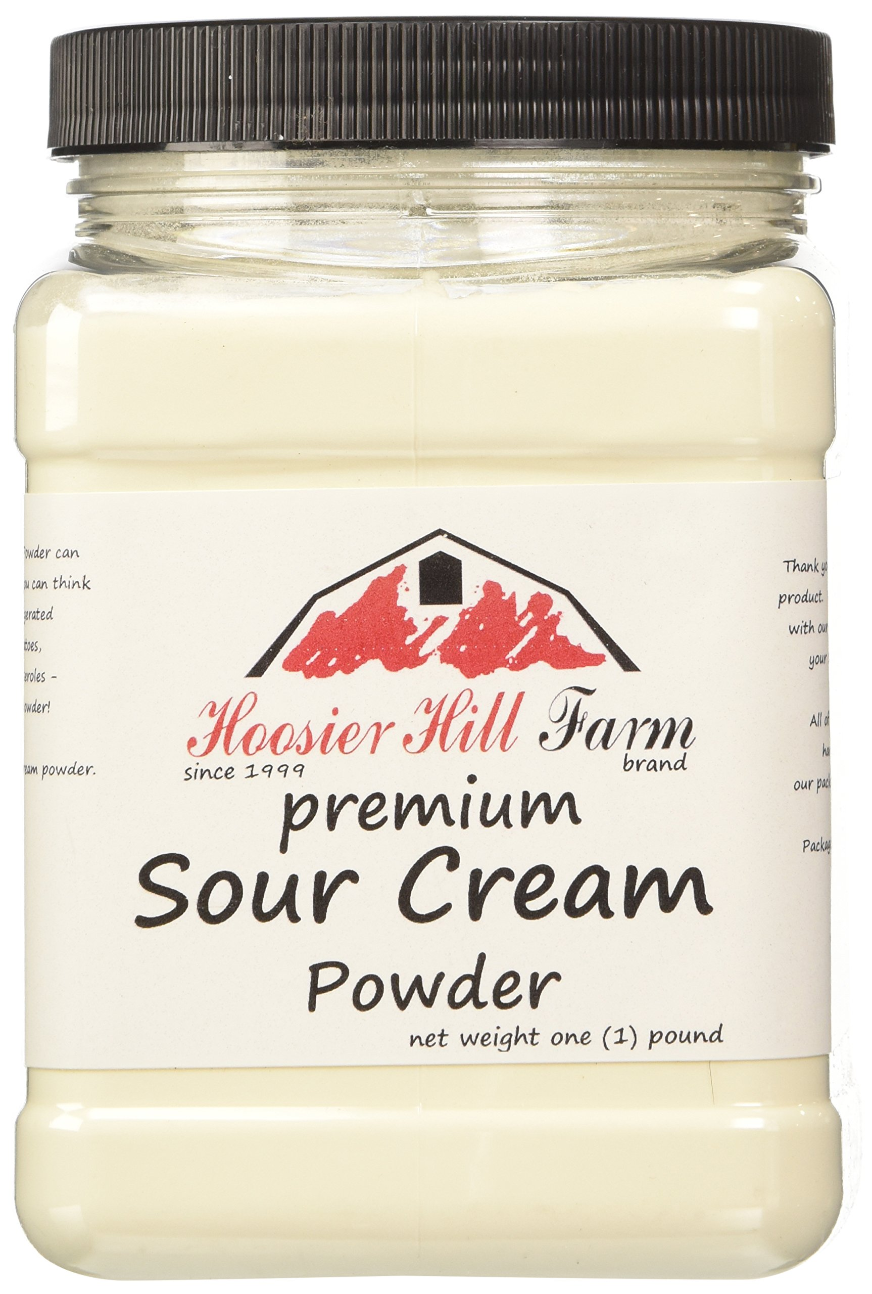 Sour Cream Powder, 1 lb.Gluten Free and rBGH and rBST.free.