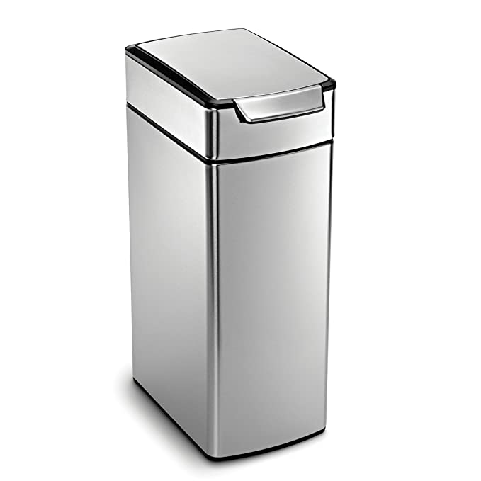Review simplehuman 40 Liter /