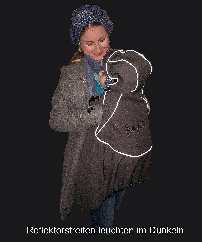 Softshelll Tragecover Geborgenes Tragen Baby Kleinkind Baby Beutelmama Loop Cover