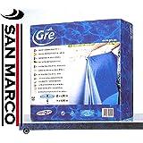 GRE FPR352 Liner pour Piscine, Bleu, 350 x 350 x 120 cm