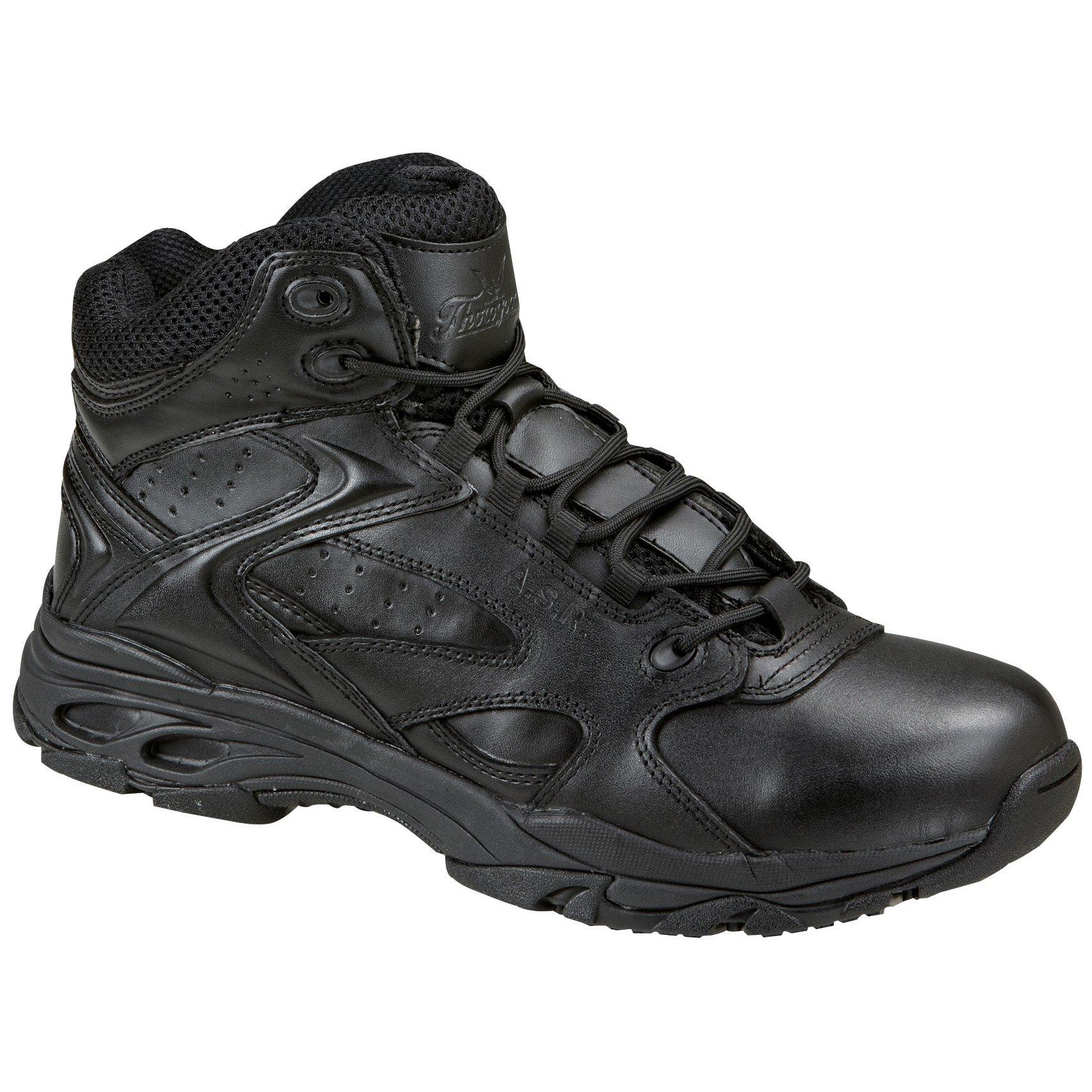 Thorogood Men's Athletic Boots,Black,10 W