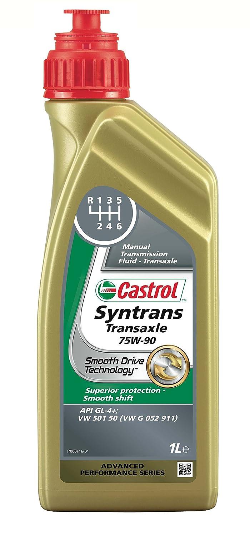 Castrol Syntrans Transaxle 75W-90 - Botella 1 l Castrol Limited 1557BA