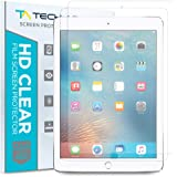Tech Armor High Definition HD Clear Film Screen Protector Designed for Apple iPad Mini 5 (2019), iPad Mini 4 [NOT Glass…