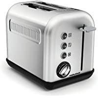 Morphy Richards Equip 2-Slice Toaster Equip 2-Slice Toaster, Stainless Steel, 222010