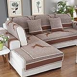 Lavado sof fundas fundas universales antideslizante toalla de sof cubierta completa protector - Fundas universales para sofas ...