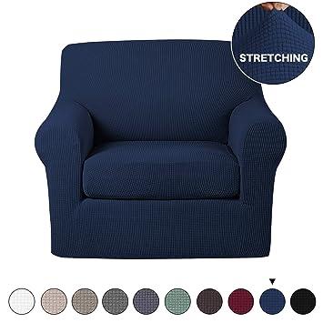 Amazon.com: Turquoize - Funda protectora para silla, 2 ...