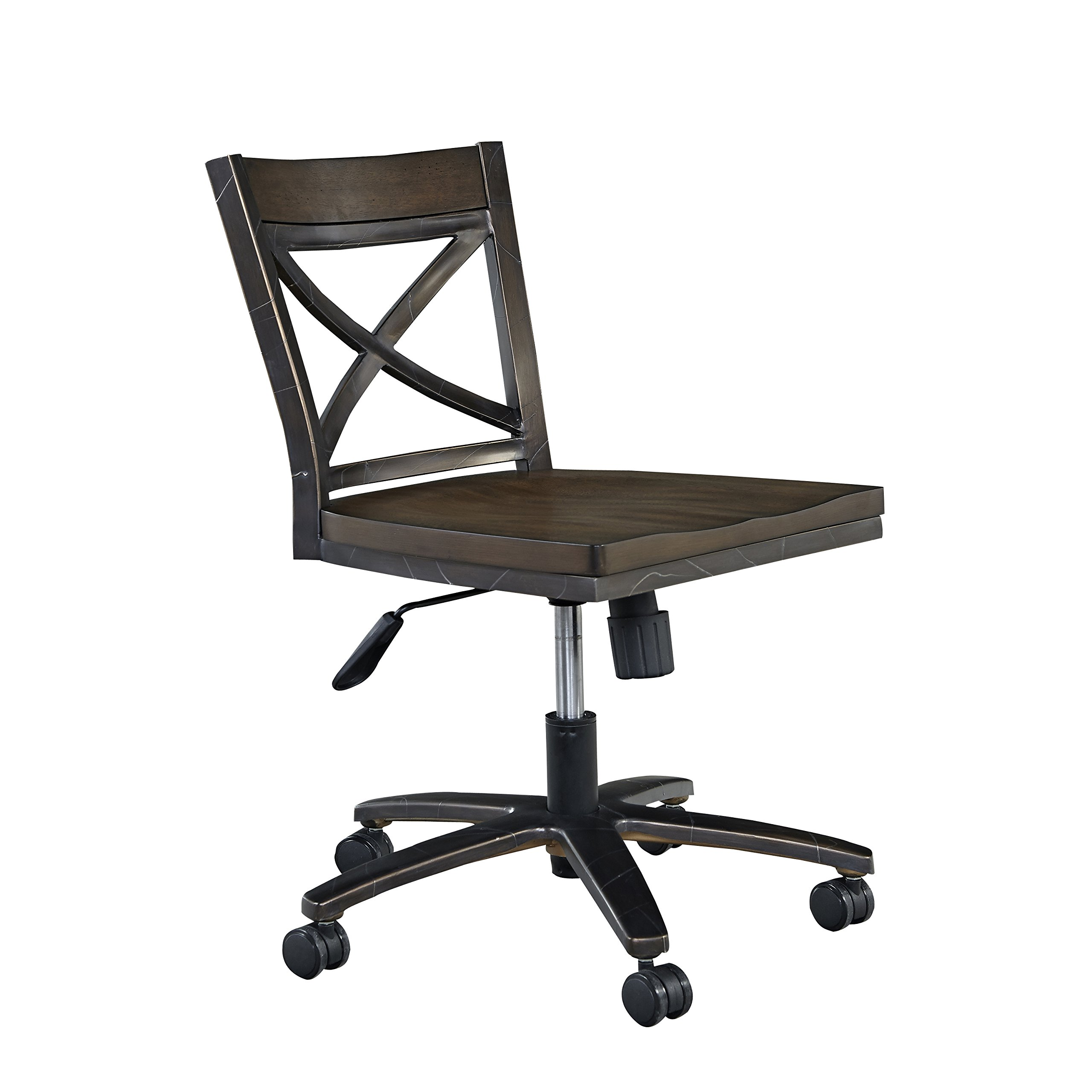 Home Styles 5079-53 Swivel Desk Chair