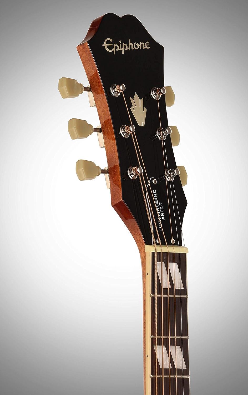 Epiphone eahrhbnh3 colibrí artista guitarra acústica: Amazon.es ...
