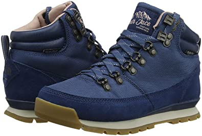 17dcf539b95941 Amazon.com | Womens The North Face Back to Berkeley Redux Waterproof Snow  Ankle Boots | Snow Boots