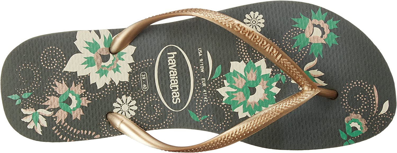 Havaianas Womens Slim Organic Flip Flop Sandal