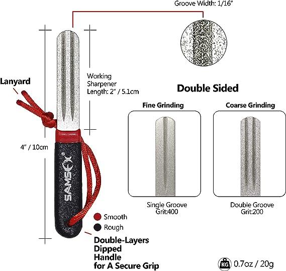 NEW Gardner Hook Stone Hook Sharpener *Pay Only 1 post*
