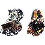 Adaptador ISO de cableado de audio ISO hembra a ISO macho Autoleads PC2-36-4