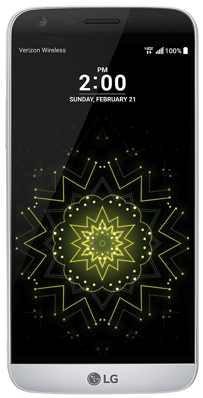 LG G5, Silver 32GB (Verizon Wireless)